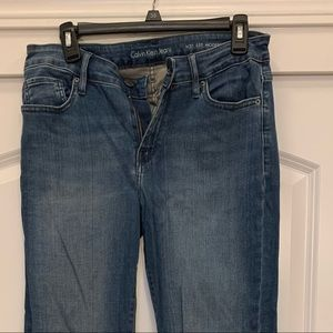 Women's Calvin Klein jeans. 31x32. Bootcut.